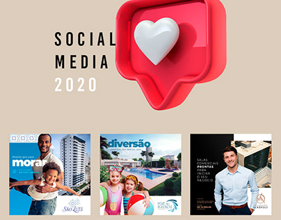 Social Media Variados