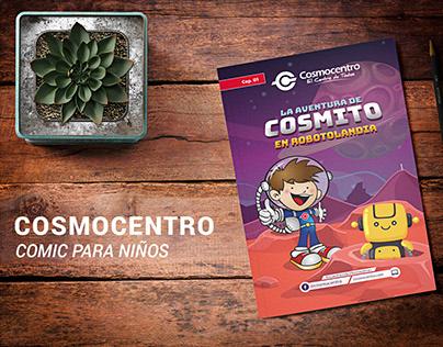 Cómic - Cosmocentro
