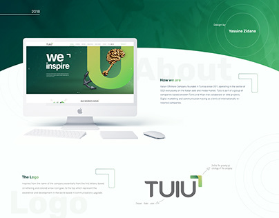 Website design - TUIU