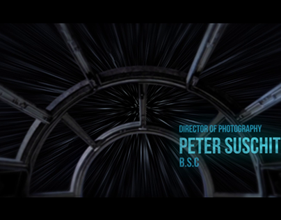 Star Wars - Title Sequence (Student Project)