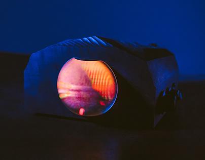 Spectrasphere—Video Synthesizer Instrument & Album