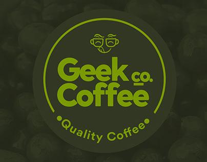 Manual Corp. Geek Coffee Co.