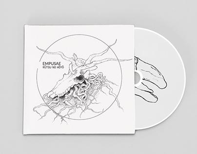 Empusae - Rutsu No Hoyo, album design