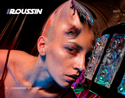 Roussin – Online store