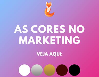 Conteúdo para redes sociais: As cores no marketing (2)