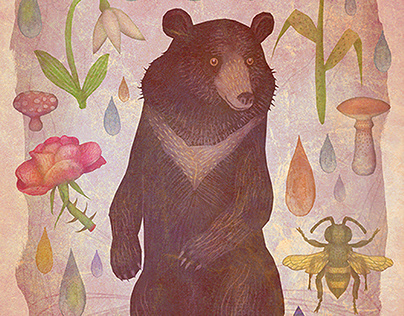 Bears - In Honor of Spring