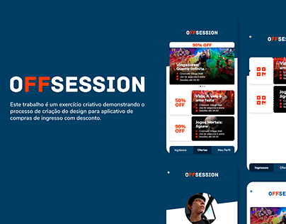 UX/UI Case Study - OffSession