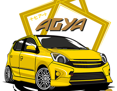 Agya Projects Photos Videos Logos Illustrations And Branding On Behance