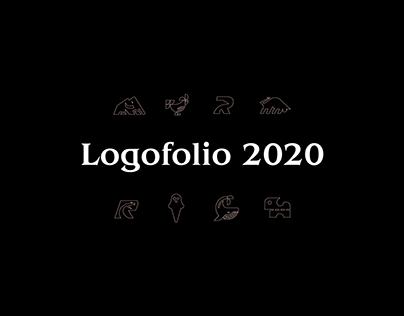 Logofolio 2020 (Animal Marks)