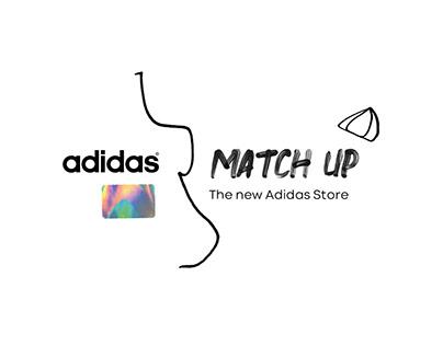 ADIDAS-MATCH UP_The new Adidas store