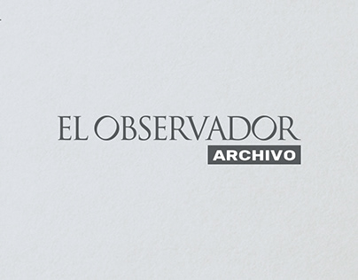 El Observador - Archivo