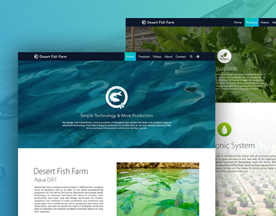 Desert Fish Farm Co.