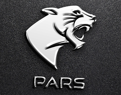 Pars - Car Logo Design