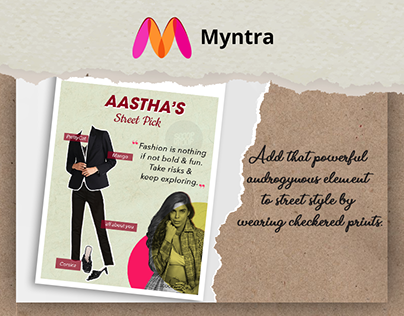 ScoopWhoop X Myntra - Project