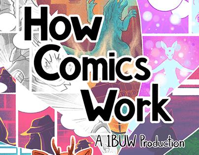 How Comics Work - IBUW