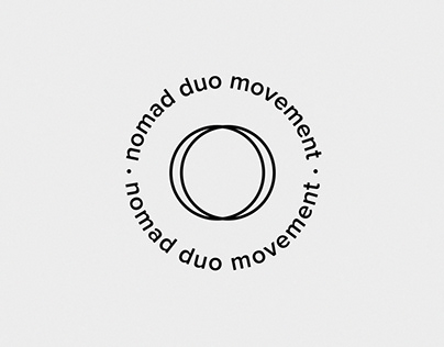 Nomad Duo Movement Identity