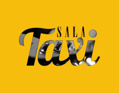 Sala Taxi - Opening Poster -