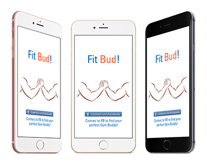 Fit Bud! Quantified Self App