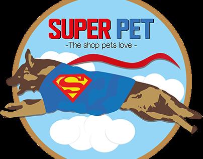 Super Pet logo