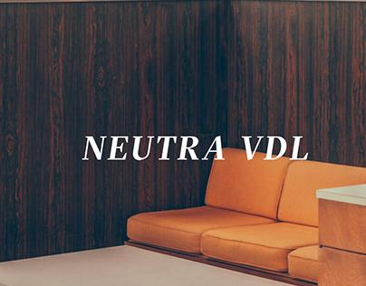 Neutra VDL - Interior Photography