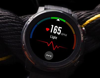 Social media video ADV - Push Your Limits - Smartwatch