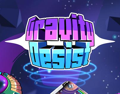 Gravity Desist - Game Art