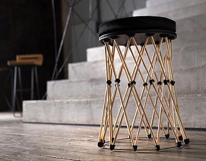 Shukhov-stool