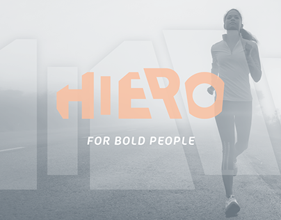 Hiero - Brand Identity & Product Research