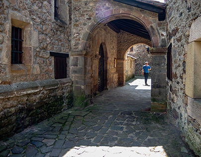 Bárcena Mayor (Cantabria, North of Spain)