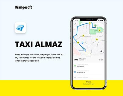 Taxi Almaz