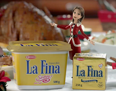 Navidad con La Fina.