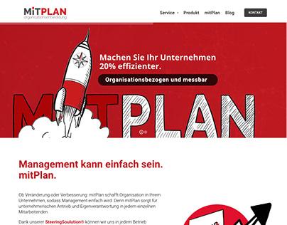 Consultancy Firm Website - UX/UI Design