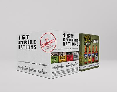 Veteran Beer Co. - Sampler Concepts