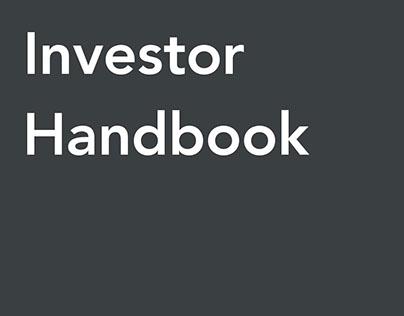Lecture Fund – Investor Handbook