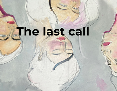 The last call #illustration