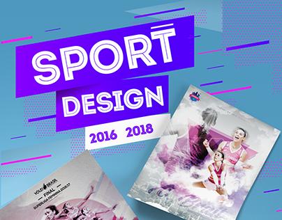 Sport - Design - Volleyball