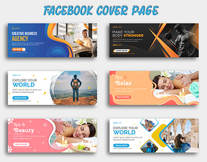 Facebook cover banner design