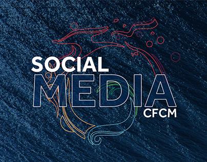 Social Media Posts Cairo Festival City Mall