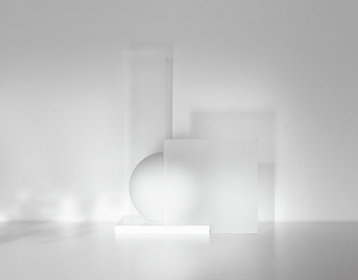 Sculptural Lighting Object