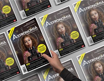 Astronomy Magzine