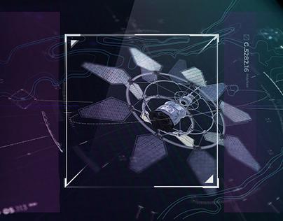 DIGITAL DELTA - spaceship