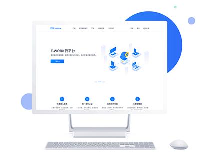 Hero Page UI