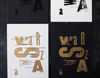Warsaw / Typographic Printing Workshop