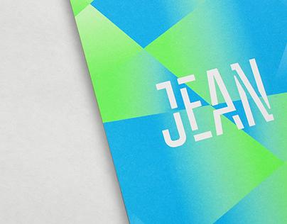 Jean / Faire-part de naissance