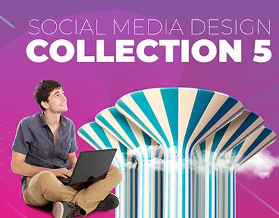 Social Media Design Collection 5