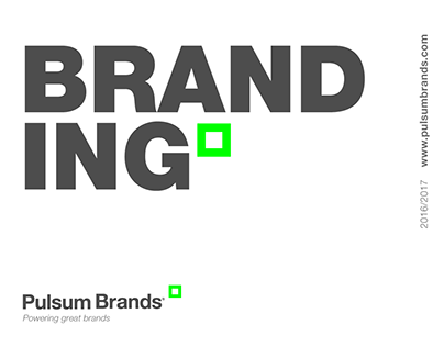 Branding Collection 2017