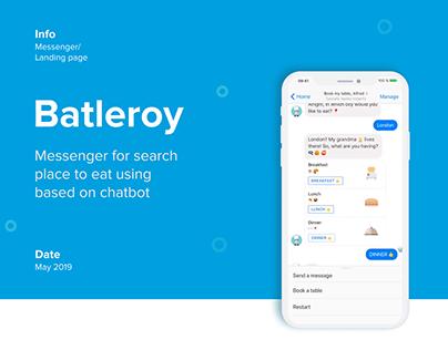 Chatbot Batleroy I Messenger