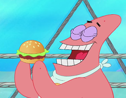 "Storyboard: SpongeBob Episode: ""What's Eating Patrick?"""