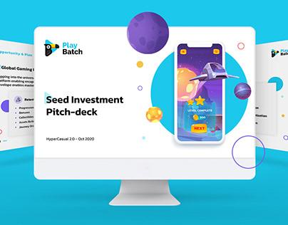 PlayBatch pitch-deck