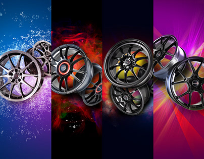 Starcorp Racing wheels campaign